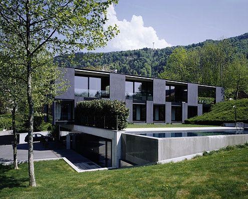 Kategorie: Rodinné domy   Klíčová slova: Architektura, Moderní rodinný dům, Rakousko  Category: Houses Keywords: Architecture, Modern house, Austria