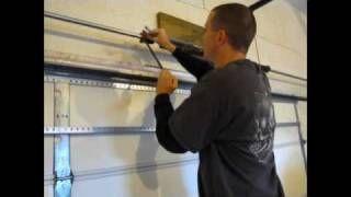 How To Install Garage Door Torsion Springs Part 1 Garage Door