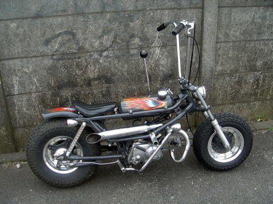 Honda Motora 88 by Brat Style