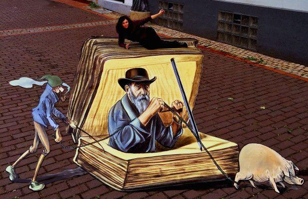 Artist & Street Painter