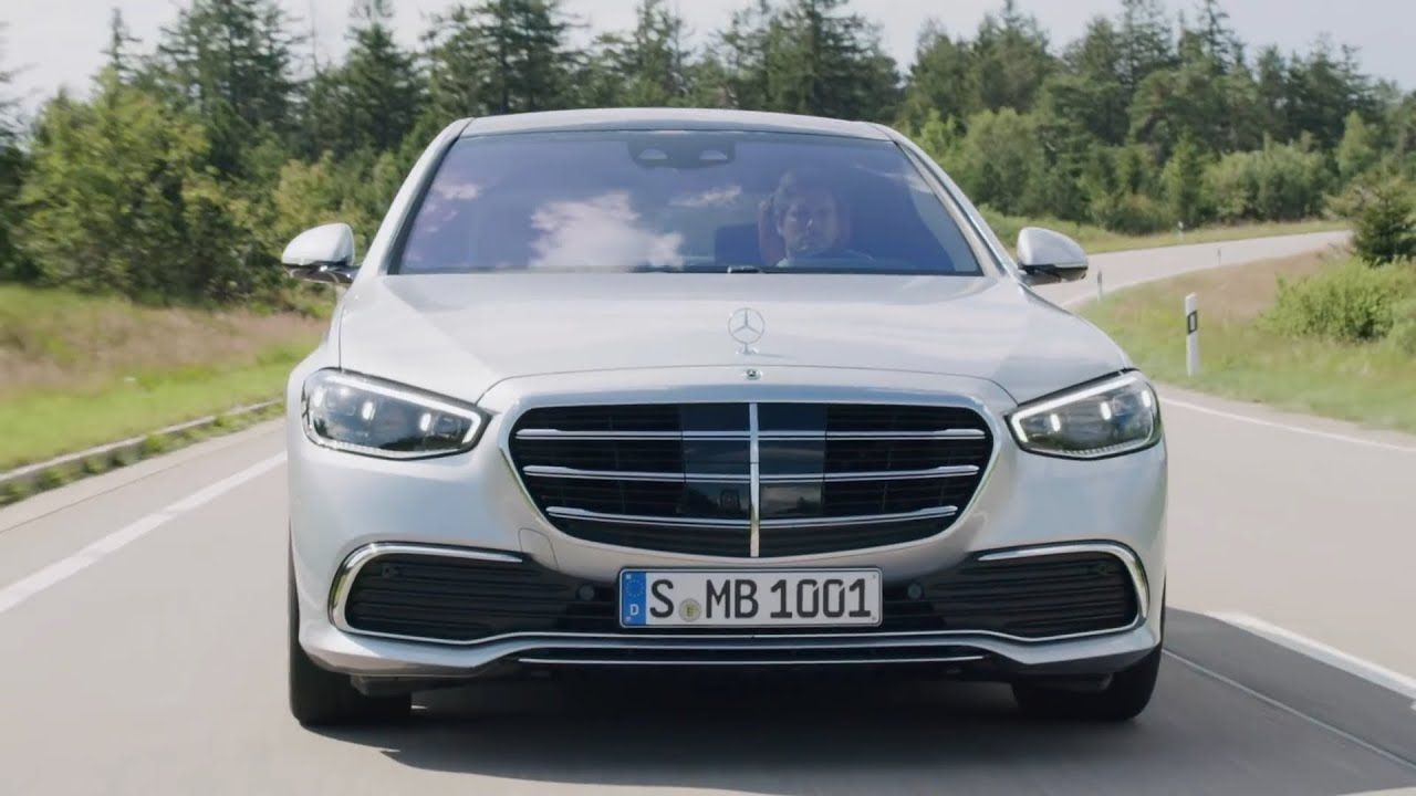 All New 2021 Mercedes Benz S500, S450, S350d 4MATIC | Silver Color - Price starting EUR 93,481
