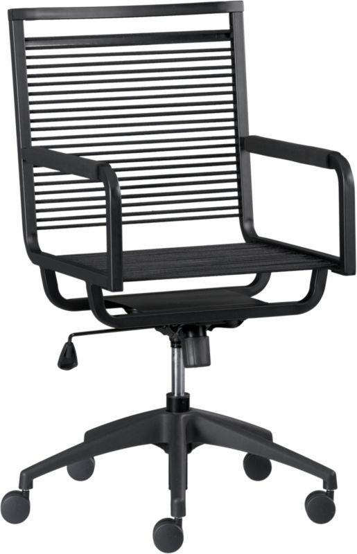 Tight Rope Office Chair Cb2 Workspace Chair Option 150