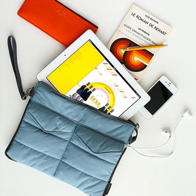 Gadget Pouch - for Tablets-Gadget, Pouch, iPad, accessories, tablet, kindle, tab