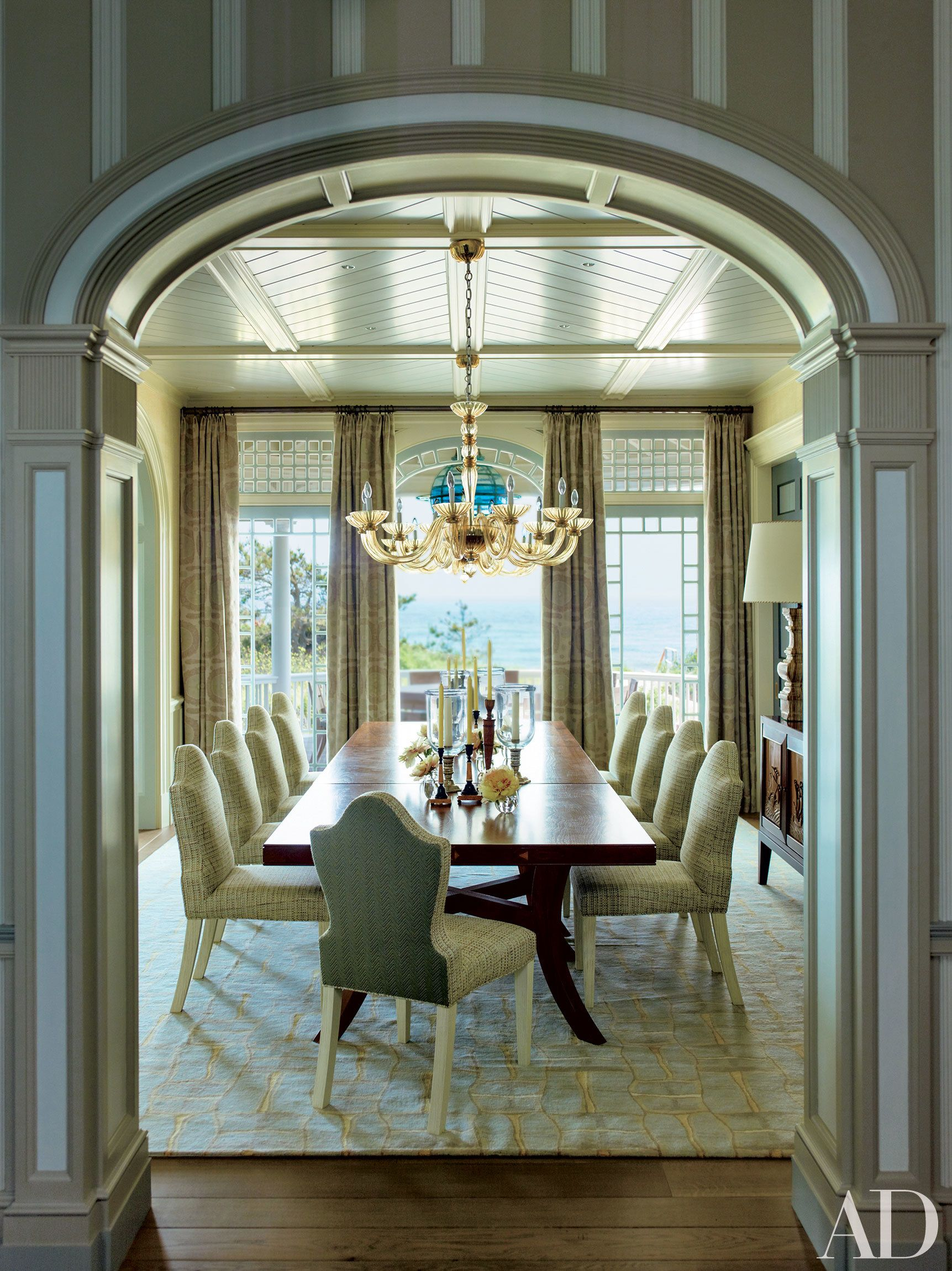 10 Incredible Designs by Robert A M  Stern Architects     10 Incredible Designs by Robert A M  Stern Architects   Architectural  Digest      Victorian Dining RoomsVictorian