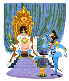 new Cinderella book available which uses preproduction art by Mary Blair