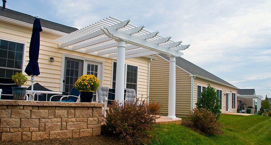 Pergola Kits | Backyard America Vinyl, Fiberglass, And Wood Pergolas
