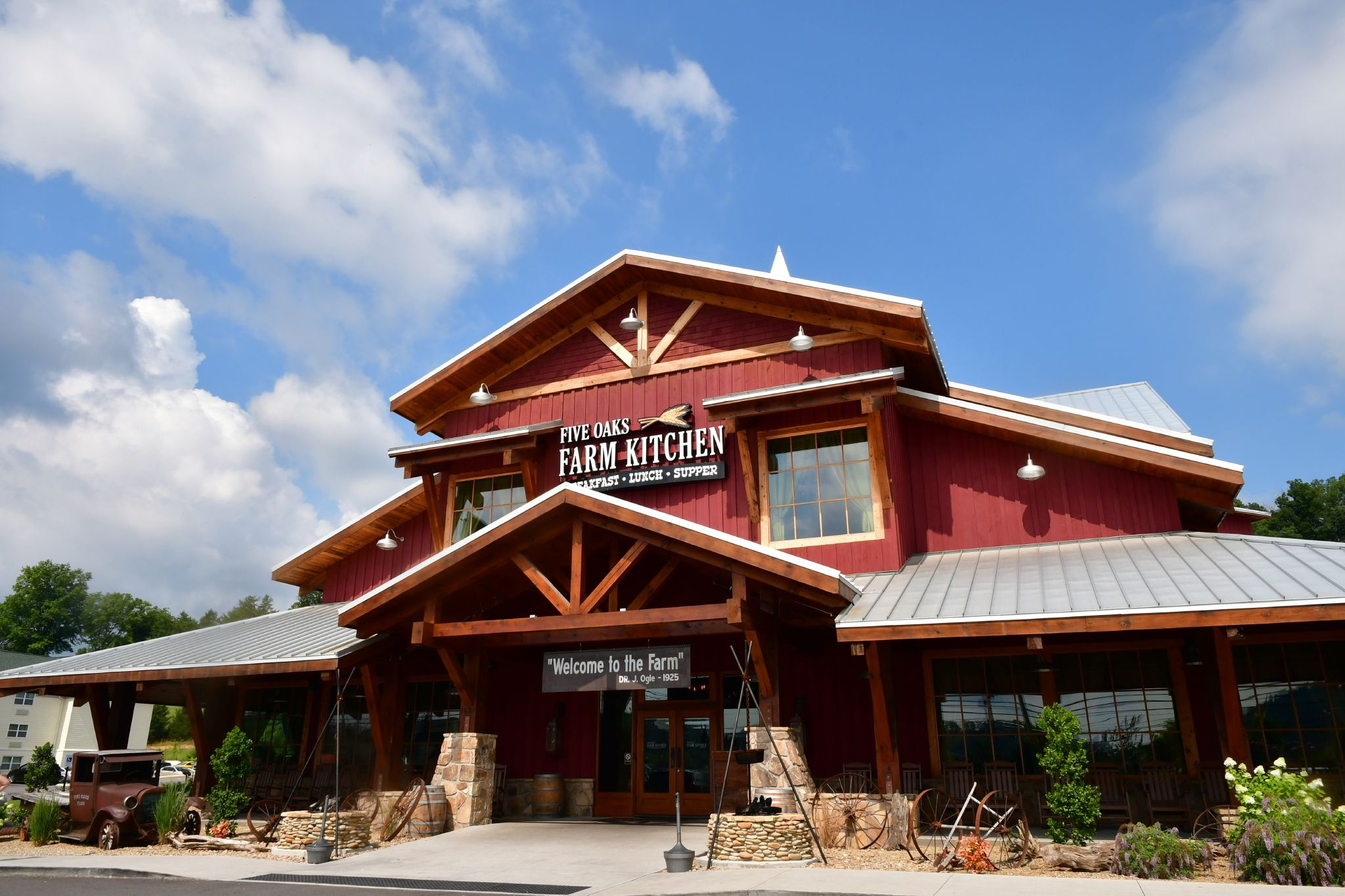 10 Restaurants In Sevierville Tn That Are Making It A Food Hot Spot Sevierville Restaurant Gatlinburg