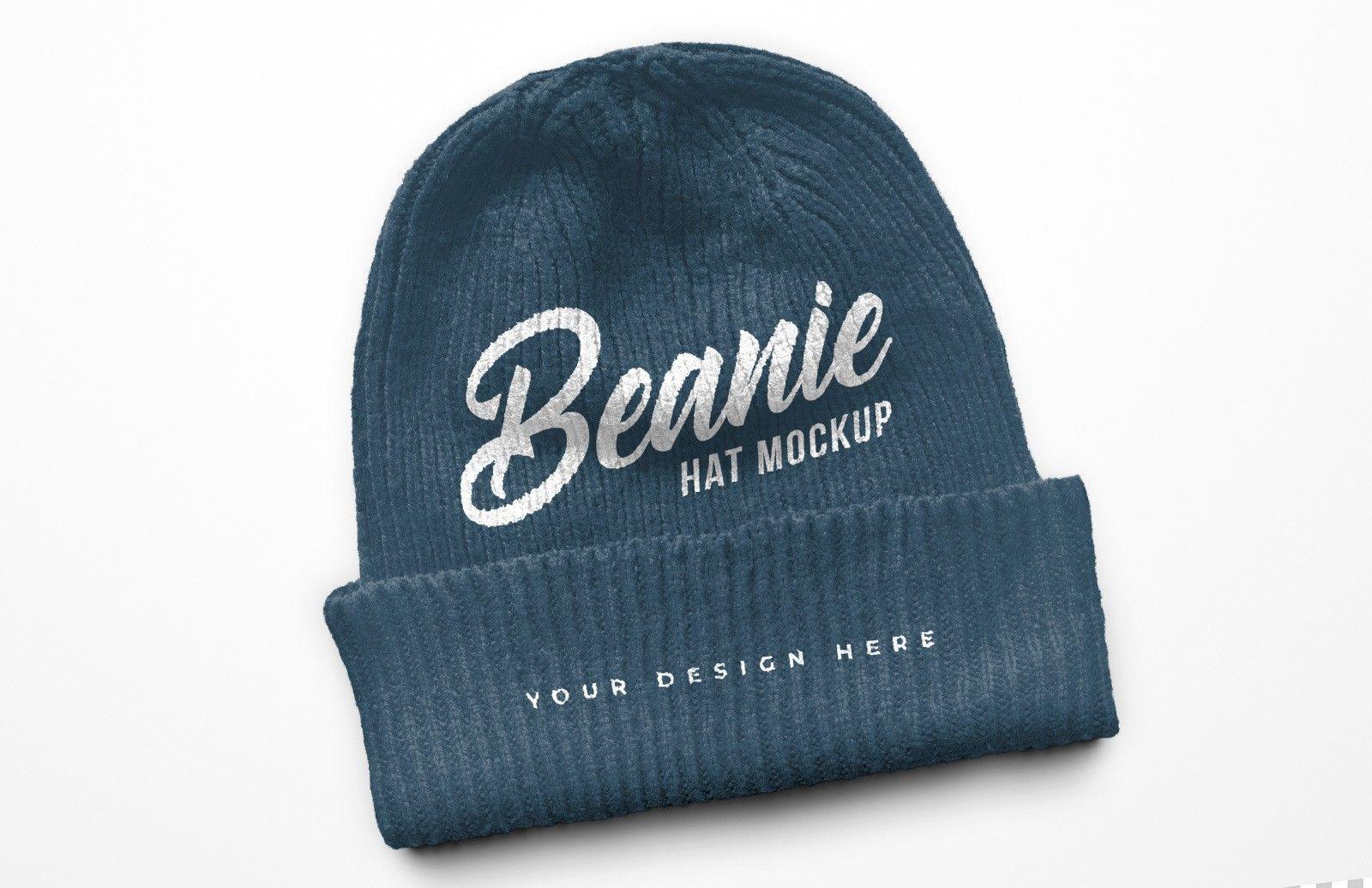 Download Beanie Winter Hat Mockup Beanie Hats Winter Hats