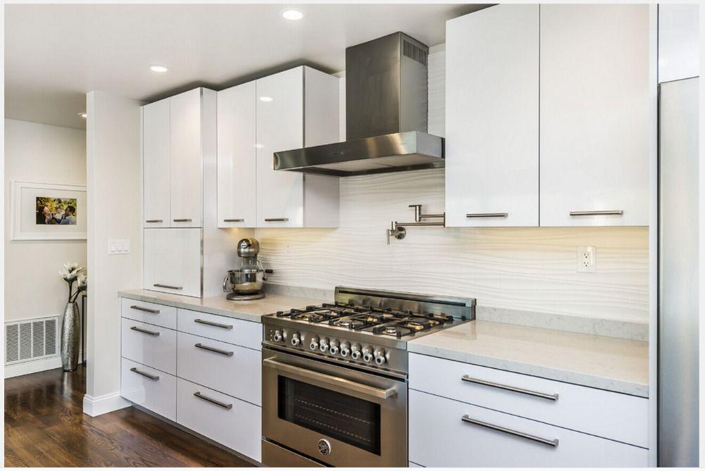 Best Kitchen Furnitures High Gloss White Lacquer Modular 640 x 480
