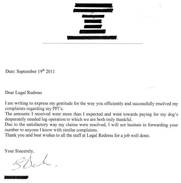 Complaint template letter letter complaint about damaged goods claim ppi template letter http webdesign law back payment complaint template letter spiritdancerdesigns Gallery