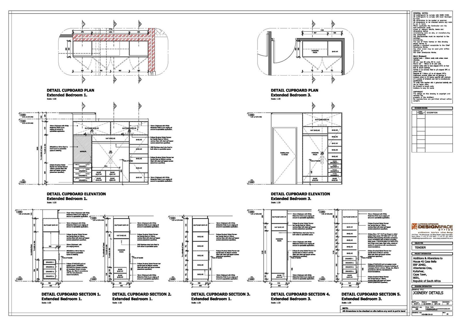 Joinery Working Drawings Details Working Drawing Drawings Joinery