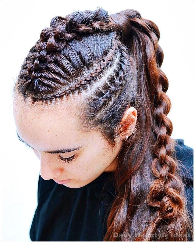 39+ Womens viking hairstyles inspirations