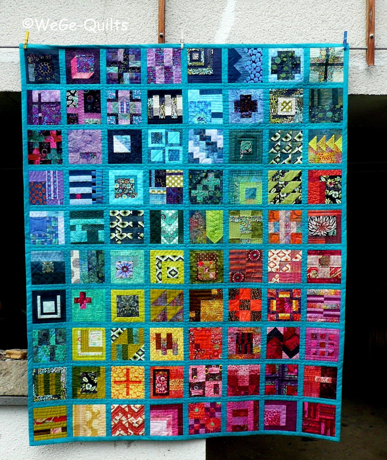Ein Blog über Alles rund um Patchwork und Quilts #modernquiltingdesigns