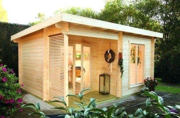 Gartenhaus Mit Veranda Kaufen in 2020 Backyard sheds