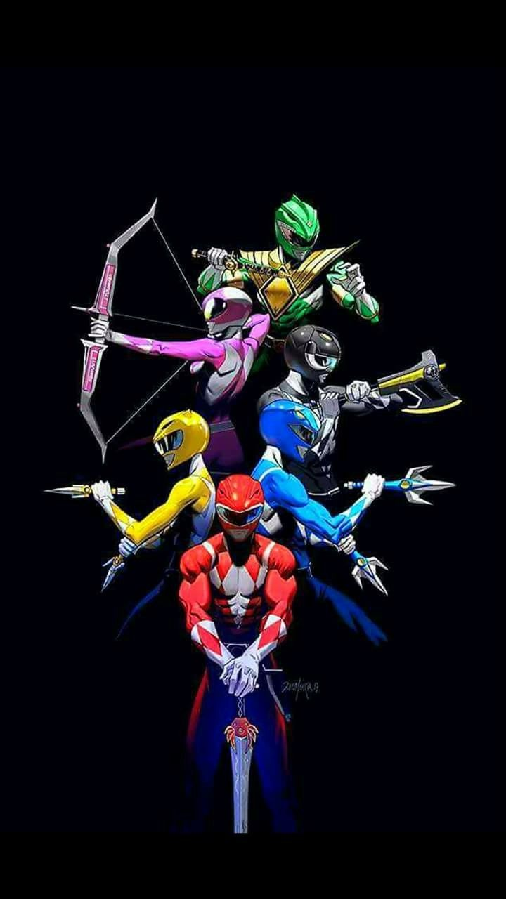 Power Rangers Iphone 7 Wallpaper Power Ranger Power Rangers