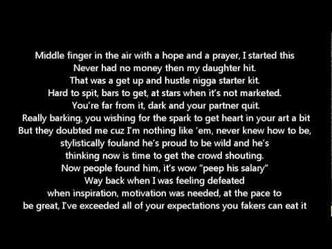 the lyrics n9ne Sex tech beat to