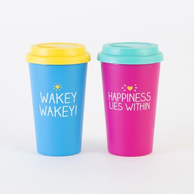 Cute Travel Coffee Mugs