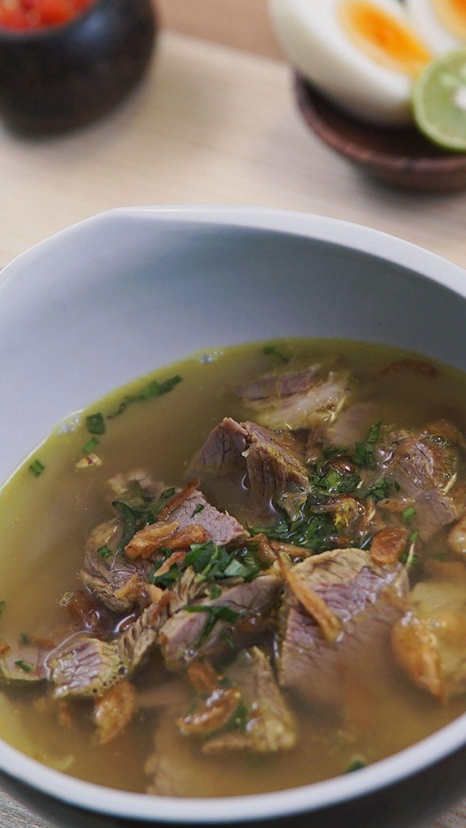 Soto Sulung Resep Resep Resep Makanan Sehat Resep Masakan Resep Daging Sapi