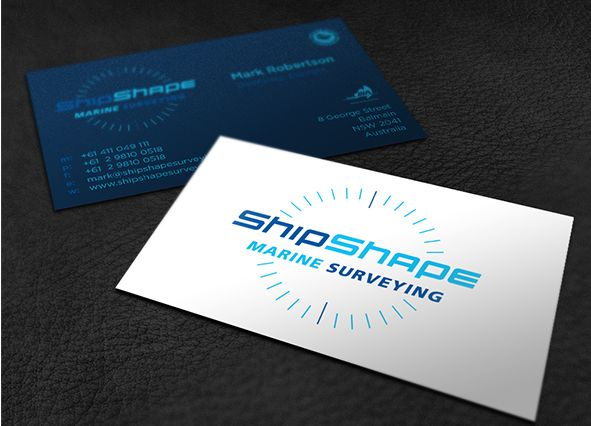 A shipshape business card for a shipshape company shipshape marine a shipshape business card for a shipshape company shipshape marine surveying provides a complete range colourmoves
