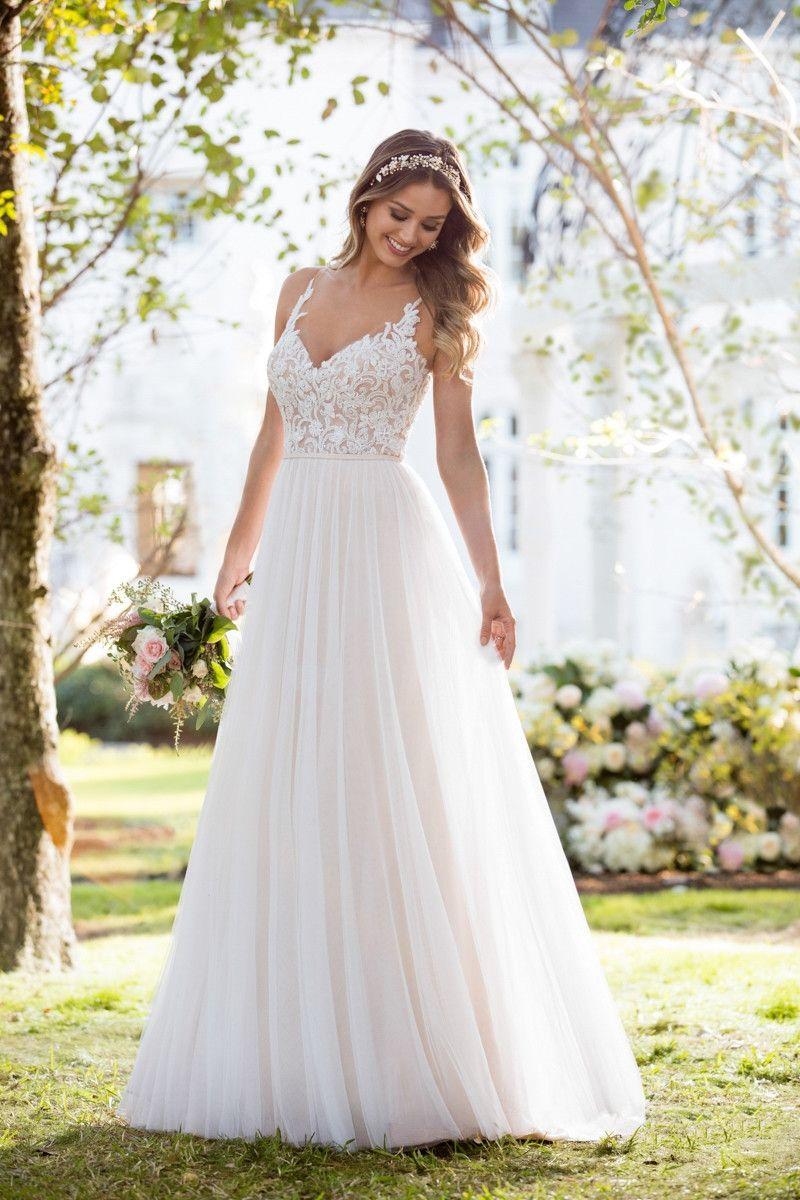 Wedding Dress Out Of Stella York 6555 Style Soft