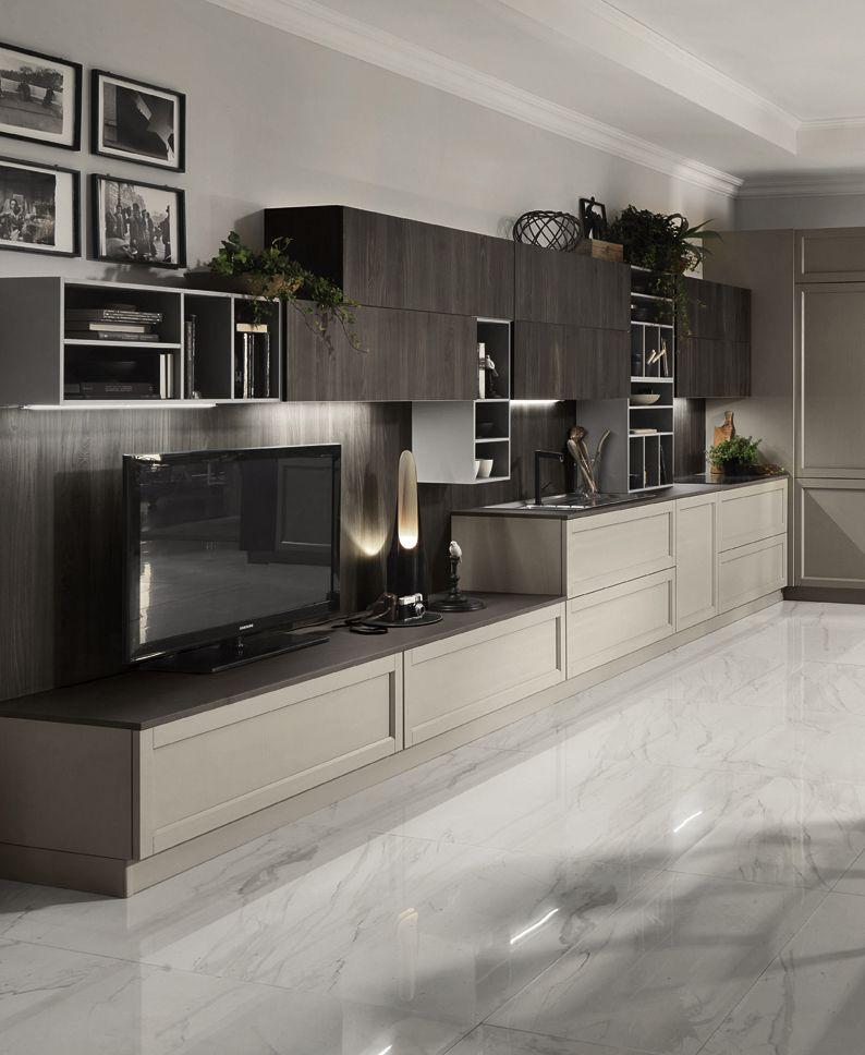 Cucine Armony Archivi: L'#eleganza Che #arreda Tutta La #casa! #soggiorno #cucina