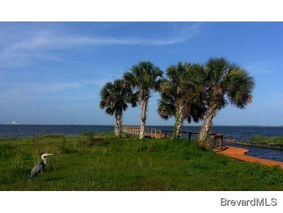 Historic Indian riverfront estate -- 195 May Drive, Titusville #Brevard MLS® #671827 #Florida #luxury $1.299 million [Map location is approximate.]