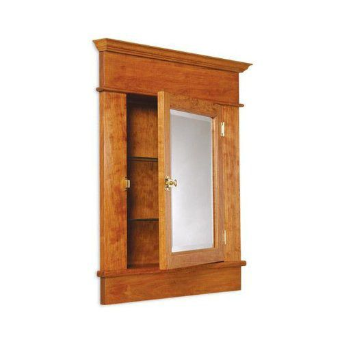 Diy Oak Medicine Cabinet Kit 179 99 Recessed Medicine Cabinet Wood Medicine Cabinets Bathroom Medicine Cabinet Recessed wood medicine cabinet