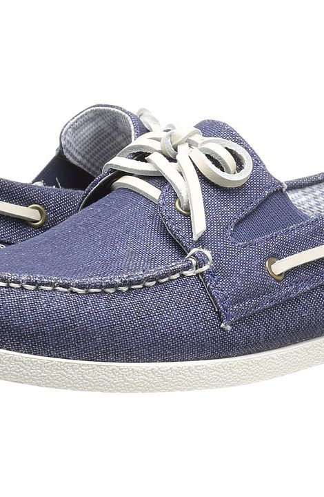 BOBS from SKECHERS Chill Luxe Anchor Up (Navy) Women's Slip on Shoes - BOBS