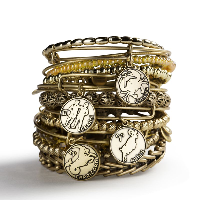 Alex And Ani Zodiac Collection Celebrate A Birthday In Style