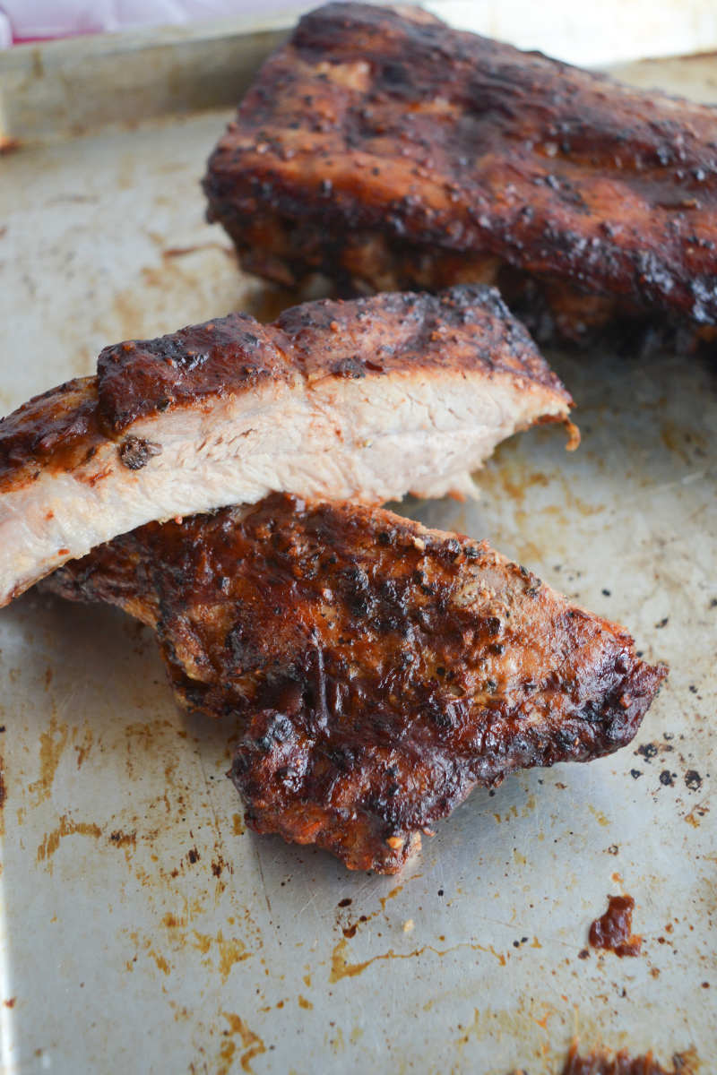 Easy Air Fryer Ribs Recipe Air fryer recipes pork, How