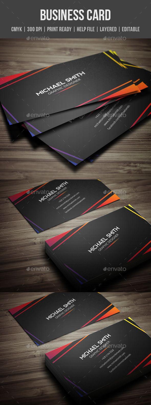 Personal business card criativo design e cartes de visita criativos personal business card reheart Gallery