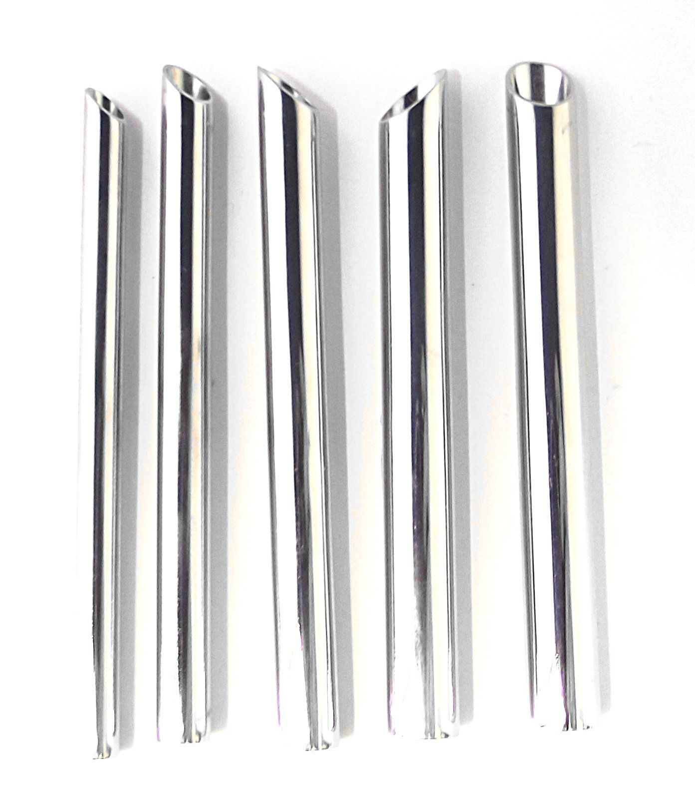 Body piercing needle   AUD  L Surgical Steel Body Piercing Needle Receiving Tube