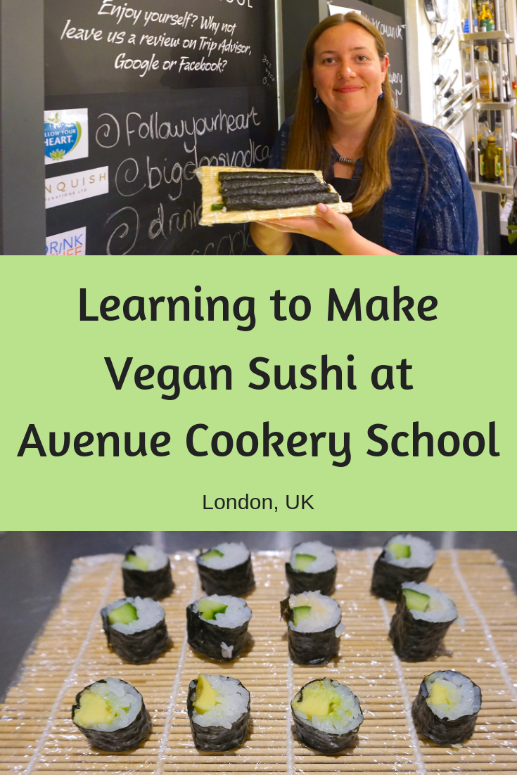 Account Suspended Vegan Sushi Cookery Culinary Travel