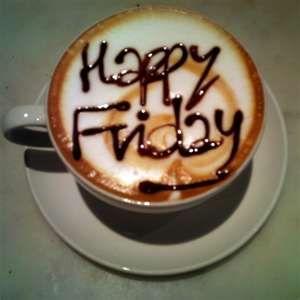 Friday morning coffee... via fixxcoffee.com