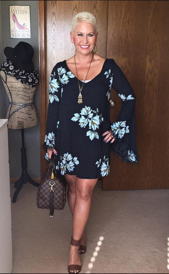 Summer Outfits For 40 Year Old Woman