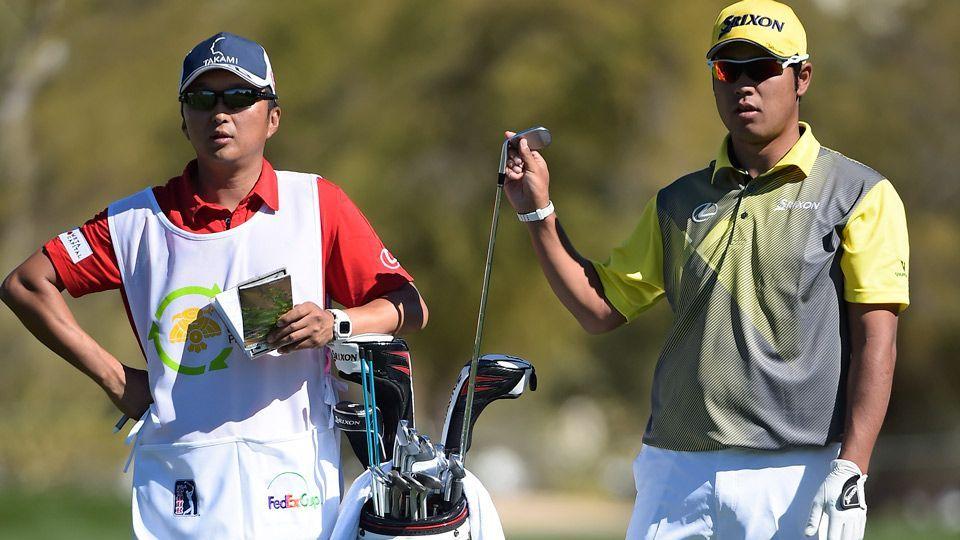 Winner's Bag: Matsuyama's Gear at the Phoenix Open ...