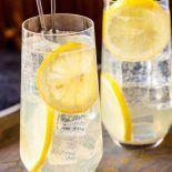 Tom Collins Cocktail #sparklinglemonade
