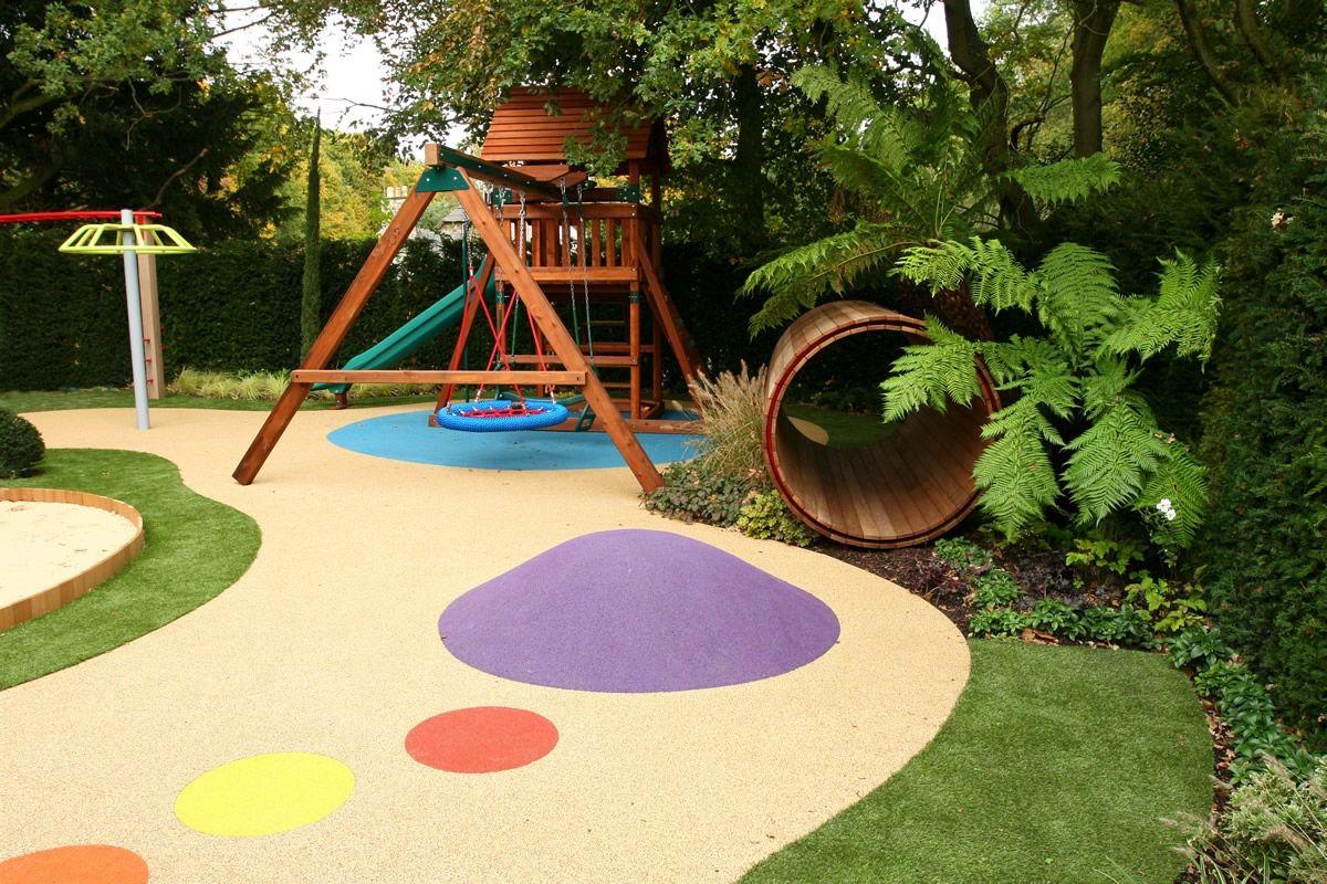 playground - Garden Design Children S Play Area
