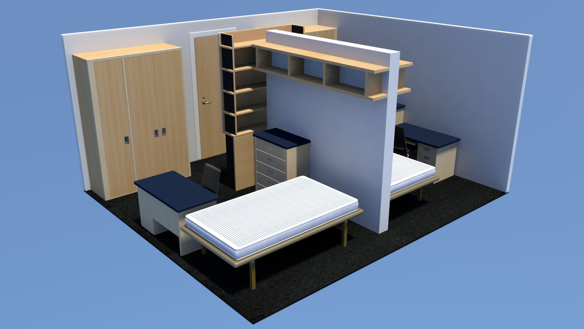 Syracuse University Dorm Floor Plan Dorm Room University Dorms Dorm