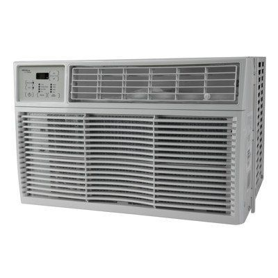 Soleus Powered By Gree 8 000 Btu Window Air Conditioner By Soleus 320 00 Prog Window Air Conditioner Small Window Air Conditioner Small Room Air Conditioner