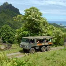 Jungle Tour at Kualoa Ranch - included attraction on the Go