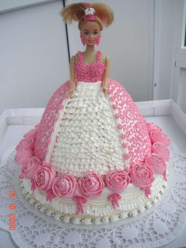 фото торт барби