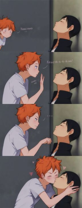 Pictures Of Different Haikyuu Ships  - 137