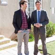 Brother Vs. Brother's Jonathan and Drew Scott