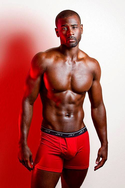 black gay abs