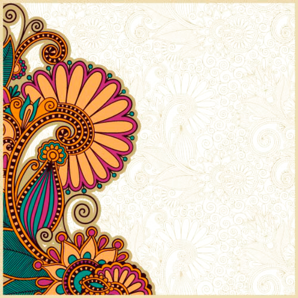 Colorful Paisley Pattern On Gold Indian Wedding Invitation Zazzle Com Indian Wedding Invitations Wedding Invitation Card Design Indian Wedding Invitation Card Design
