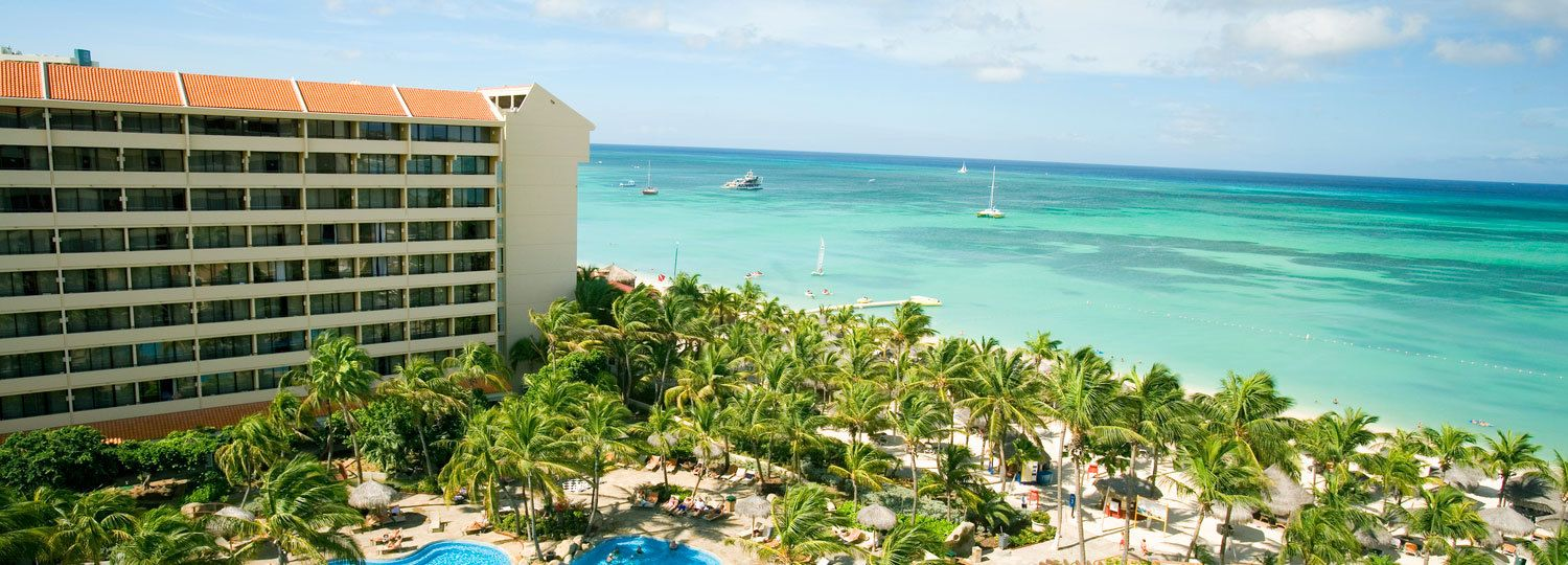 Occidental Grand Aruba Jacuzzi Room 4 270 Including Romance Package Hotel Transfers All Inclusive