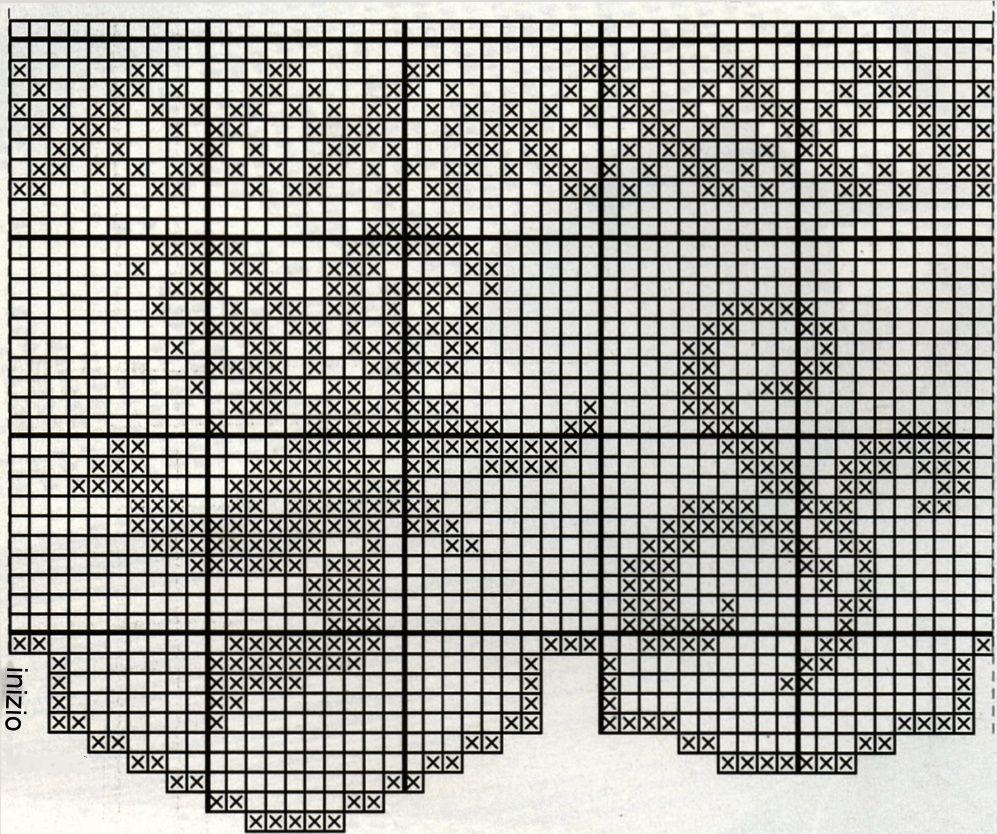 Professione donna gennaio 2013 crochet religioso for Pizzi uncinetto schemi gratis