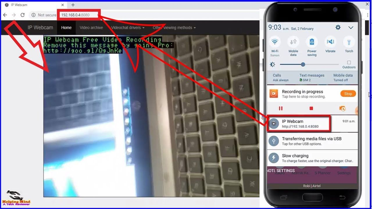 Helping videos with images camera hacks show camera