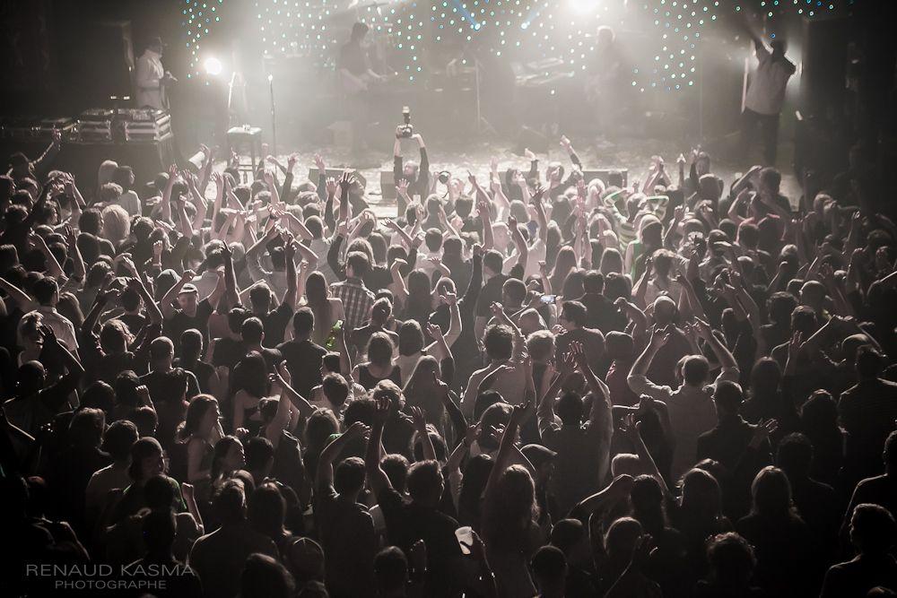 Bran Van 3000 à L'Olympia  #branvan3000 #montreal #show #live #olympia #camuz #dj